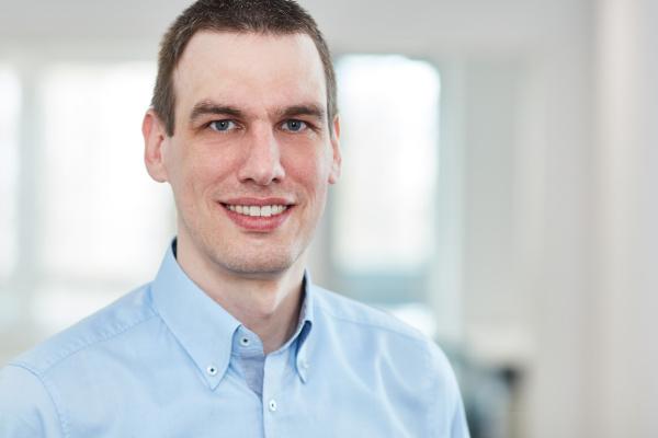 Portrait Dipl. Kfm. Martin Reichelt, Geschäftsführer