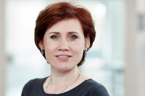 Portrait Steuerfachangestellte Irina Bleim