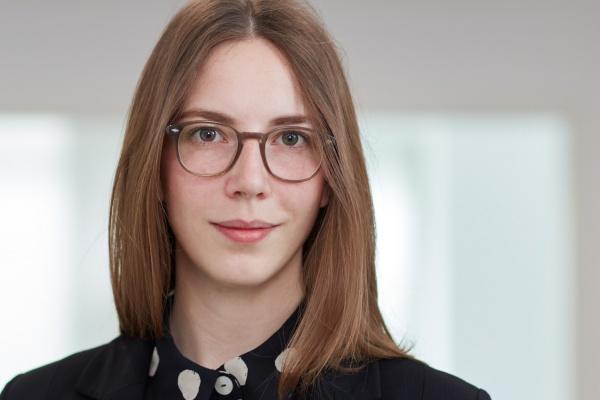 Portrait Steuerfachangestellte Janna Feist